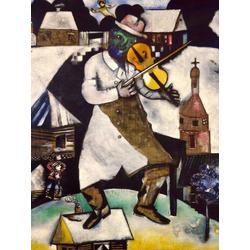 Chagall Marc | Шагал Марк | Скрипач