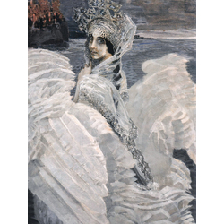 Врубель Михаил | Царевна-лебедь