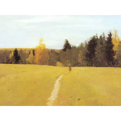Серов Валентин Александрович | Осень. Домотканово