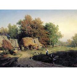 Васильев Фёдор Александрович | Наступление ночи