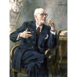 Герасимов Александр Михайлович | Портрет Б.И.Яковлева