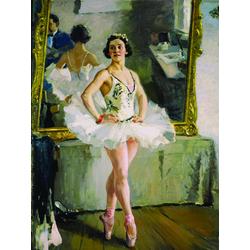 Герасимов Александр Михайлович | Портрет балерины О.В. Лепешинской