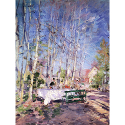 Коровин Константин Алексеевич | Весна