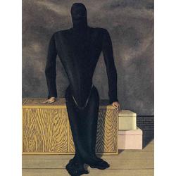 Magritte Rene | Магритт Рене | Воровка