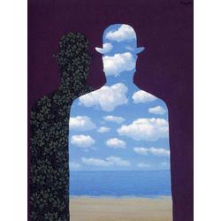 Magritte Rene | Магритт Рене | Высшее общество