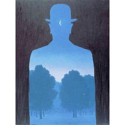 Magritte Rene | Магритт Рене | Друг порядка