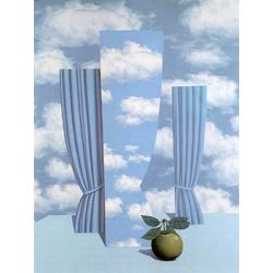 Magritte Rene | Магритт Рене | Прекрасный мир