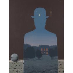 Magritte Rene | Магритт Рене | Счастливый даритель