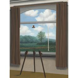 Magritte Rene | Магритт Рене | Условия человеческого существования