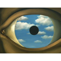 Magritte Rene | Магритт Рене | Фальшивое зеркало