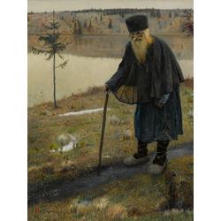 Нестеров Михаил Васильевич | Пустынник