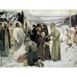 Нестеров Михаил Васильевич | Святая Русь