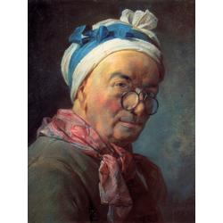 Жан Батист Симеон Шарден | Автопортрет