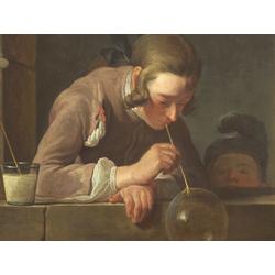 Жан Батист Симеон Шарден | Мыльные пузыри
