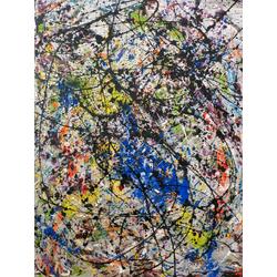 Pollock Jackson | Поллок Джексон | Отражение Большой Медведицы