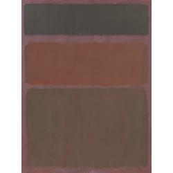 Rothko Mark | Ротко Марк | № 16 (Красный, коричневый и черный)