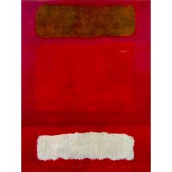 Rothko Mark | Ротко Марк | № 16. Красный, белый и коричневый
