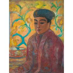 Кузнецов Павел Варфоломеевич | Киргизский мальчик