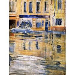 ПименовЮрий (Георгий)Иванович | Проливной дождь