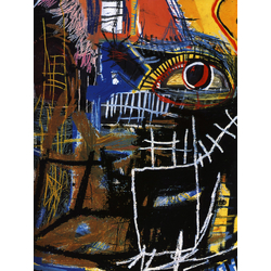 Basquiat J.M. | Баския Жан-Мишель | Sans Titre (Head)