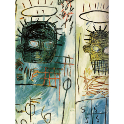Basquiat J.M. | Баския Жан-Мишель | Six Crimee