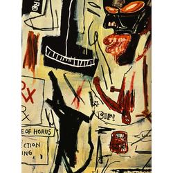 Basquiat J.M. | Баския Жан-Мишель | Melting Point of Ice