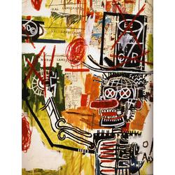 Basquiat J.M. | Баския Жан-Мишель | Despus de un Puno