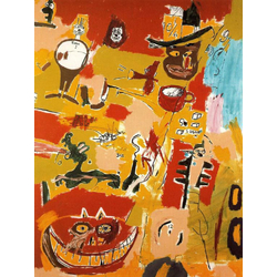 Basquiat J.M. | Баския Жан-Мишель | Вино Вавилона