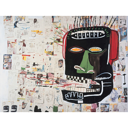 Basquiat J.M. | Баския Жан-Мишель | Гленн