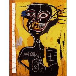 Basquiat J.M. | Баския Жан-Мишель | Голова