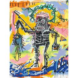 Basquiat J.M. | Баския Жан-Мишель | Рыбалка