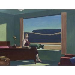 Edward Hopper | Хоппер Эдвард | Западный мотель