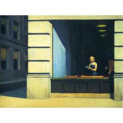 Edward Hopper | Хоппер Эдвард | Нью-Йоркский офис