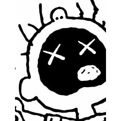 Kaws Artwork