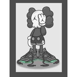 Kaws Artwork: Jordan