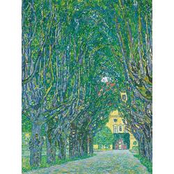 Gustav Klimt | Аллея в парке дворца Каммер
