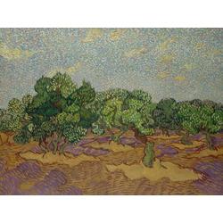 Van Gogh | Ван Гог | Olive Trees