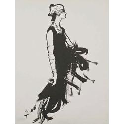 Rene Gruau | Рене Грюо: illustration