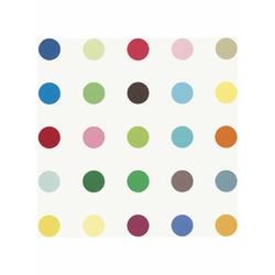 Damien Hirst | Дэмьен Хёрст | Spots