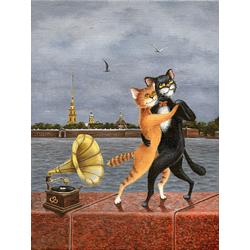 Румянцев Владимир | Питерские коты