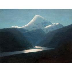 Куинджи Архип   Эльбрус. Снежные вершины