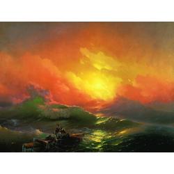 Aivazovsky Ivan | Айвазовский И. | Девятый Вал