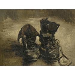 Van Gogh | Ван Гог | Ботинки