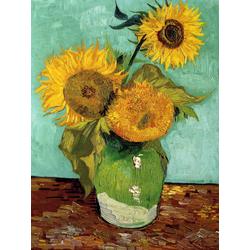 Van Gogh | Ван Гог - Подсолнухи