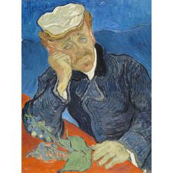Van Gogh | Ван Гог | Портрет доктора Гаше