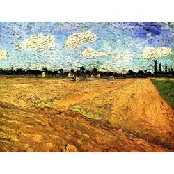 Van Gogh | Ван Гог | Вспаханное поле