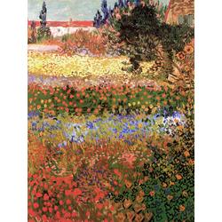 Van Gogh | Ван Гог - Цветущий сад