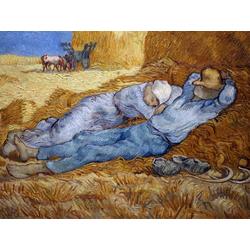 Van Gogh | Ван Гог | Послеполуденный Отдых