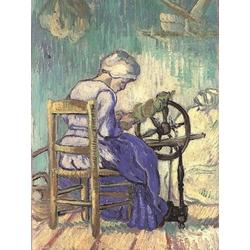 Van Gogh | Ван Гог | Прялка
