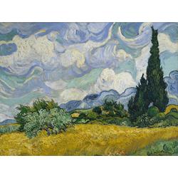 Van Gogh | Ван Гог - Пшеничное поле